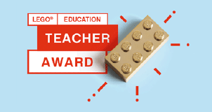 LEGO Education Teacher Awardイメージ