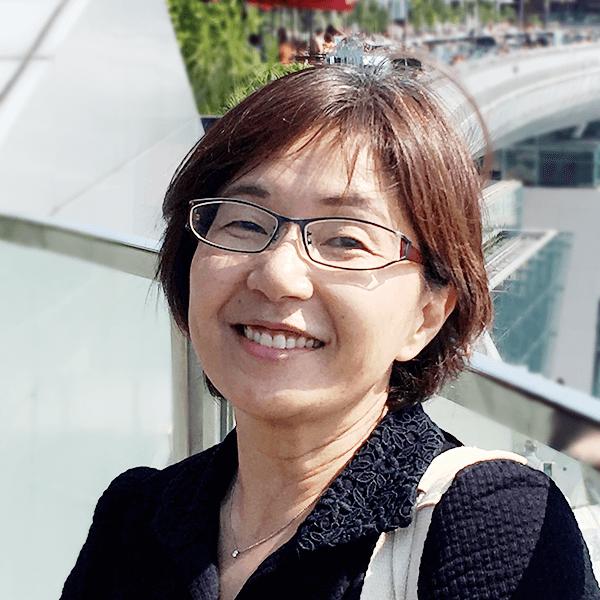 大阪工業大学 ロボティクス&デザイン工学部 教授 上田 悦子 氏画像